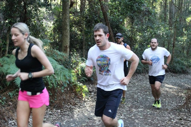 Blackbutt Parkrun