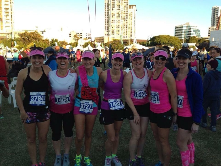 Night Striders at the Gold Coast Marathon