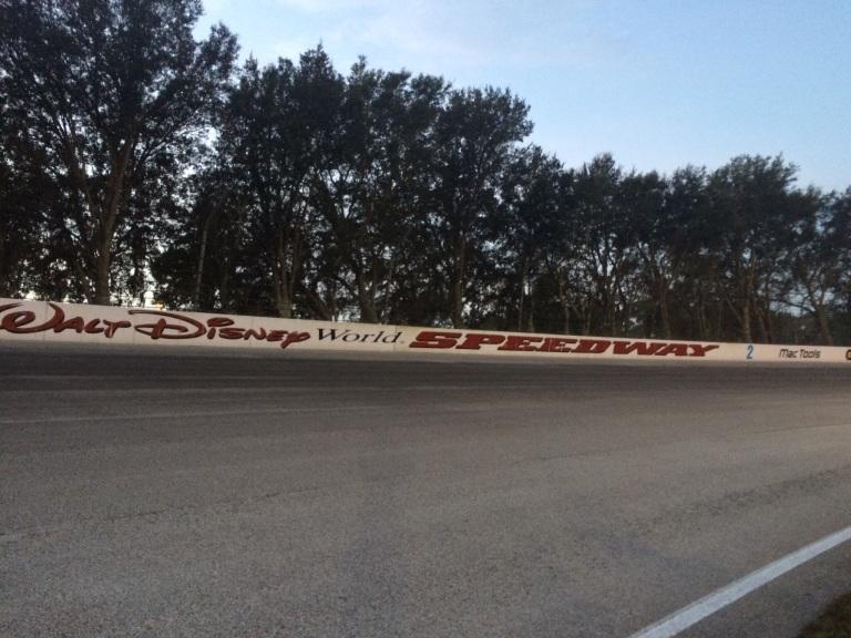 WDW Speedway.