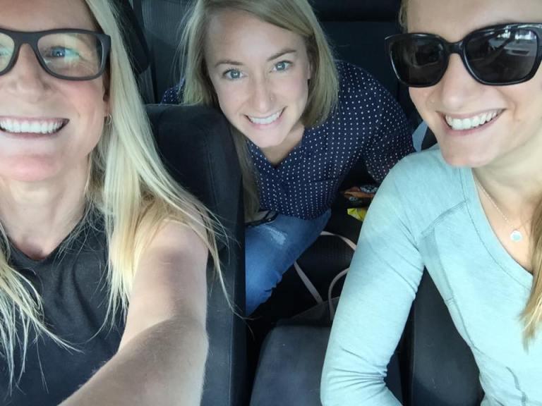 The Blondies do Dubbo!