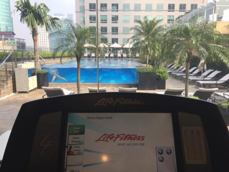 The Hotel Treadmill